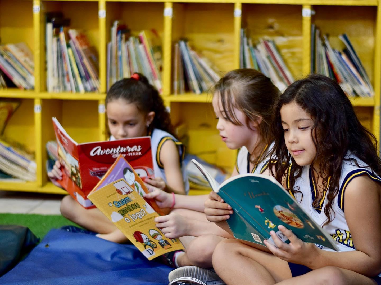 Biblioteca é um dos critérios de como escolher um colégio