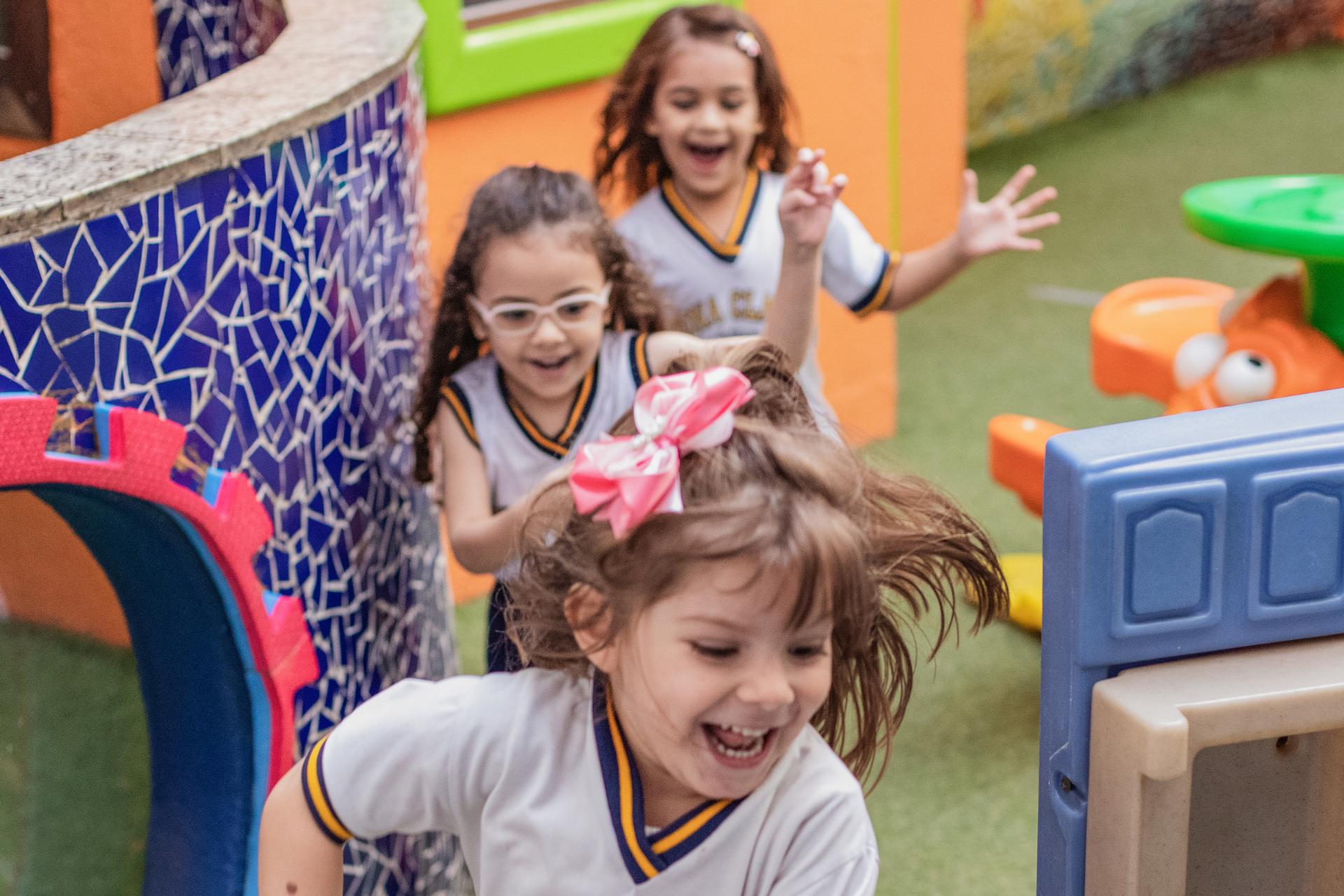 Brincadeiras e seus benefícios para o desenvolvimento infantil