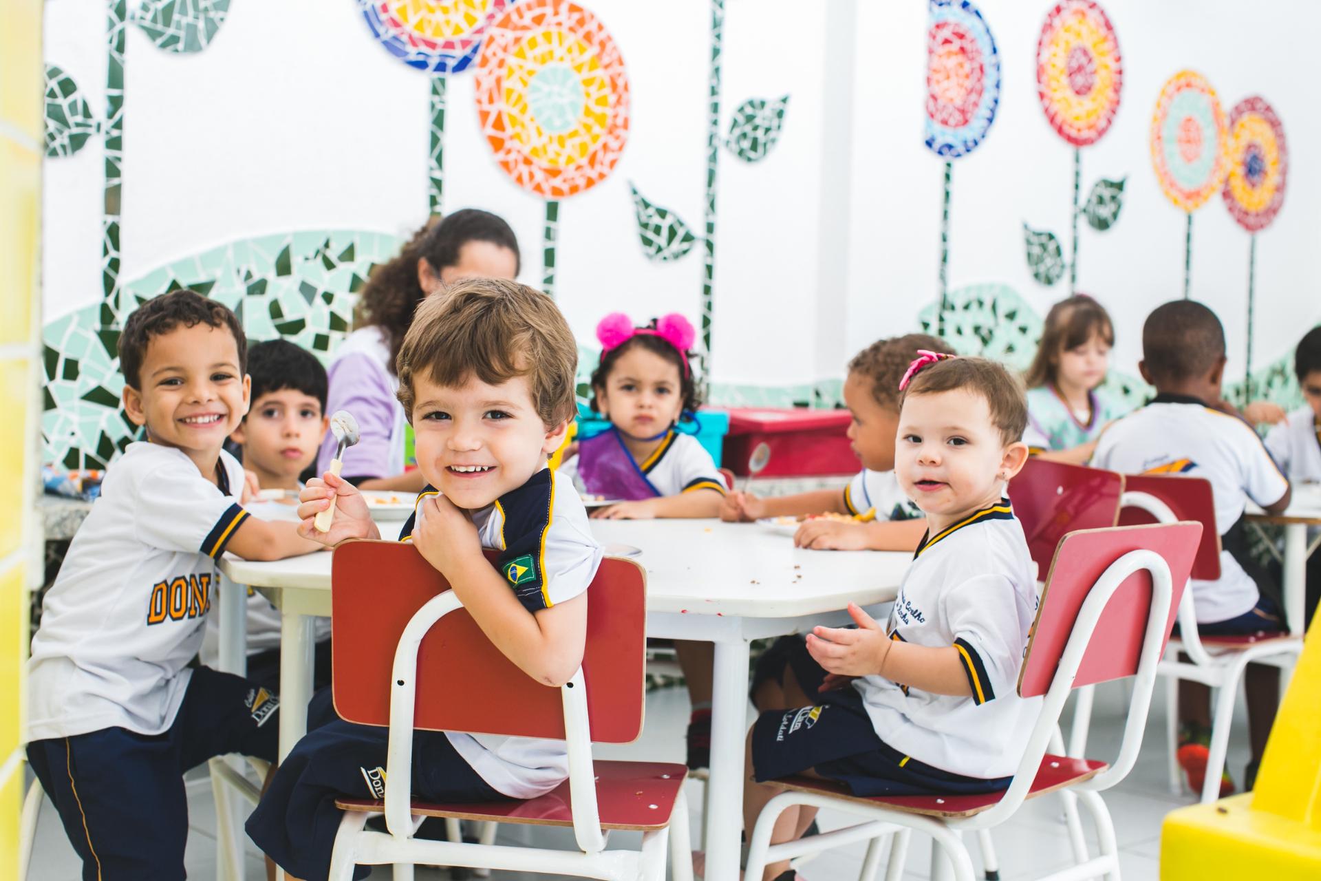Culinária na escola oferece diversão e aprendizado